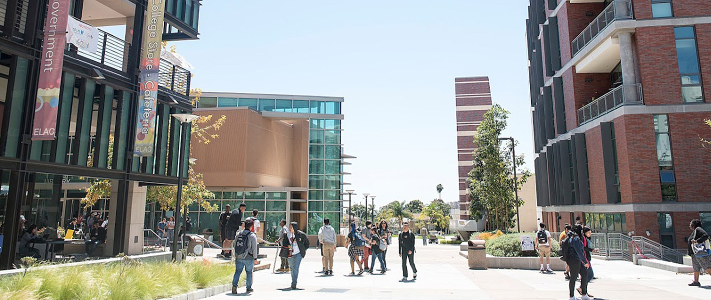 East LA College campus