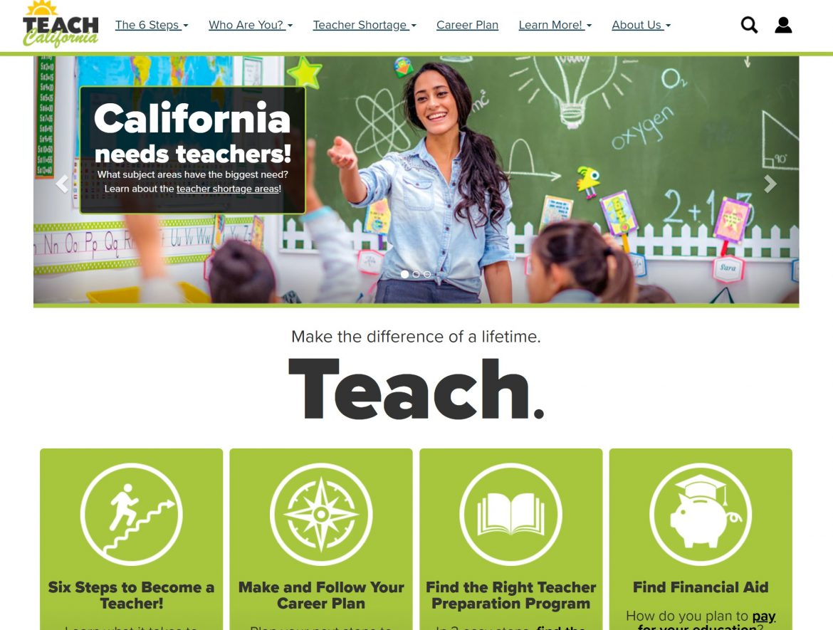 TEACH Los Angeles Partners With TEACH California