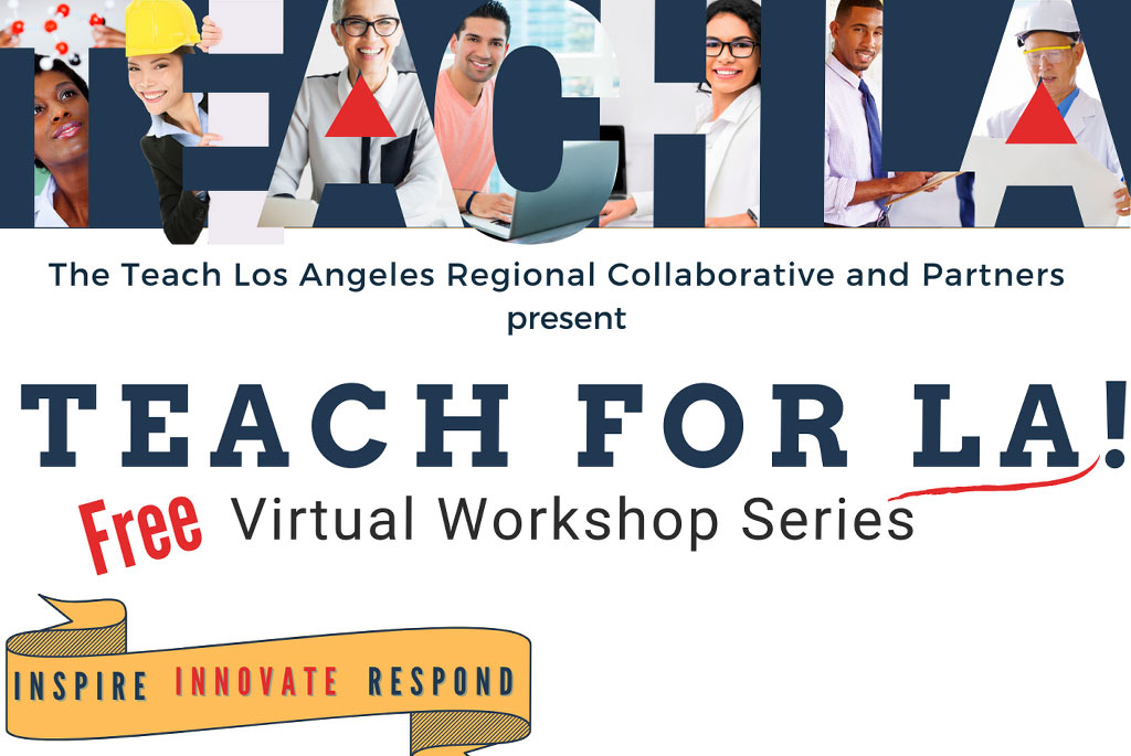 Teach For LA Flyer